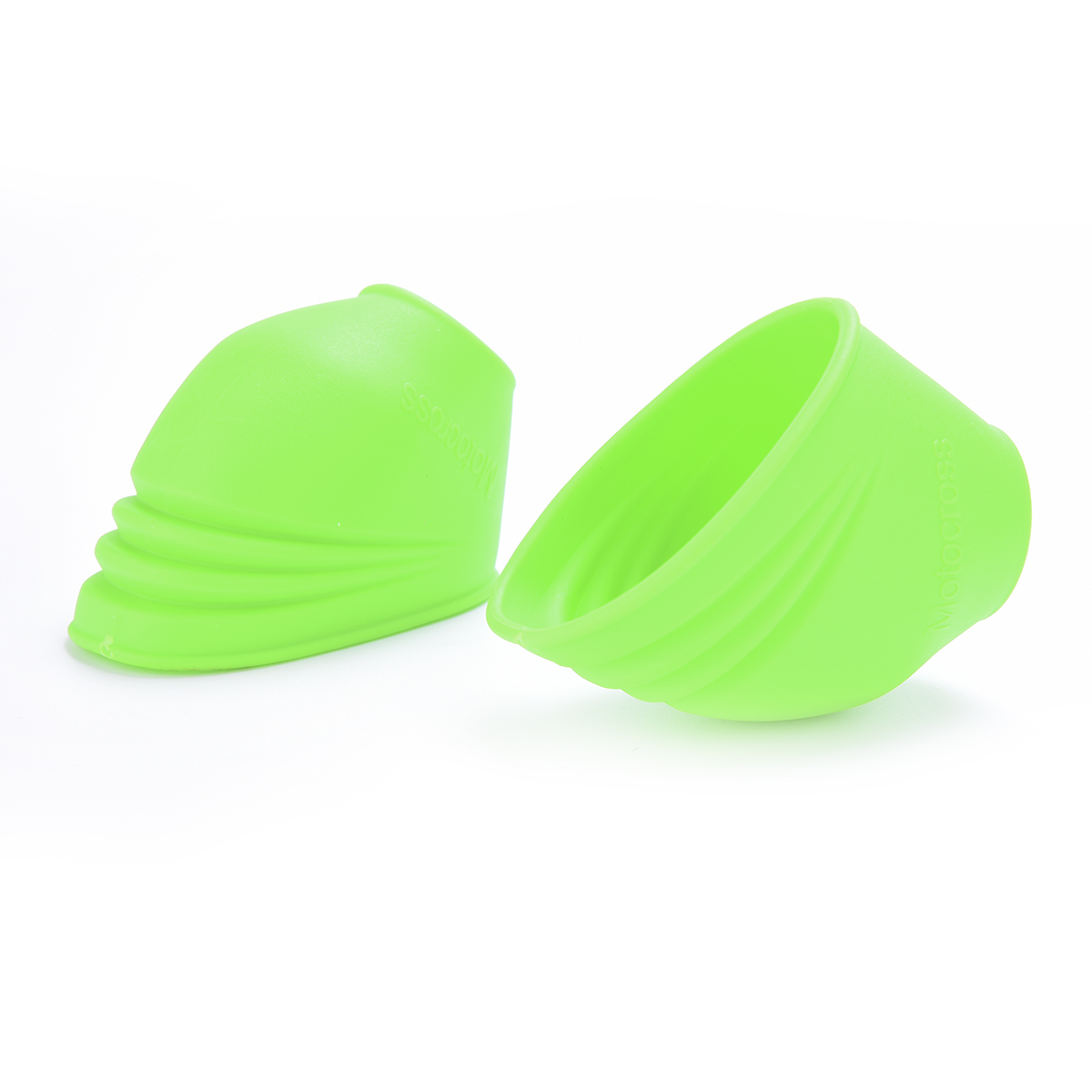 Footpeg Protection Cover Foot Peg Guard Protector for CRF450X CRF250X CRF250R GREEN
