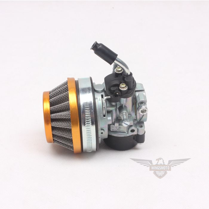 Carburetor + Air Filter 39CC Water Cooled Engine MT A4 Blata STYLE C12 Mini Moto Pocket Bike
