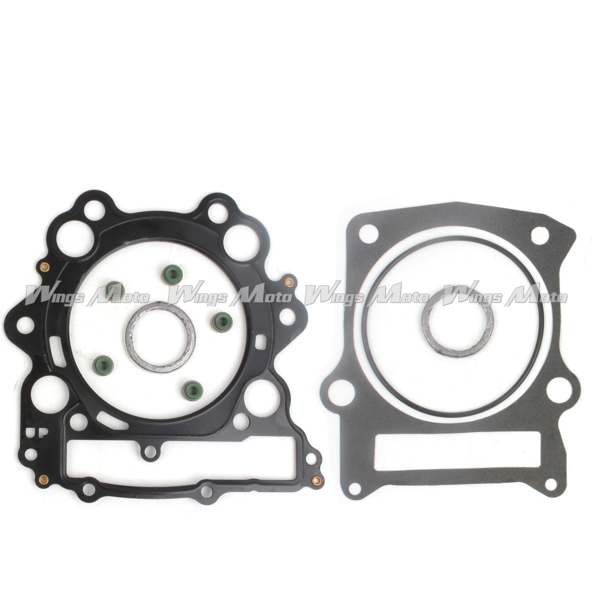 Top End Engine Gasket Kit for Yamaha YXR660 Rhino 04-07 YFM660 Grizzly 02-08