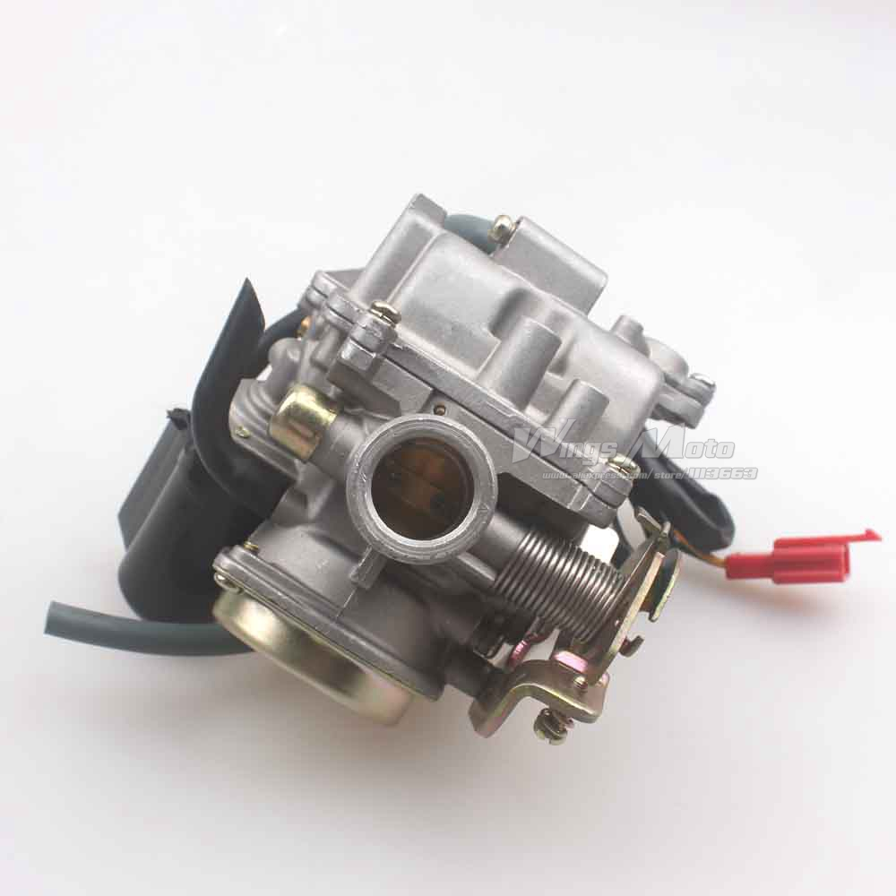 PD19 Carburetor for GY6 50cc 70cc 80cc 90cc Moped