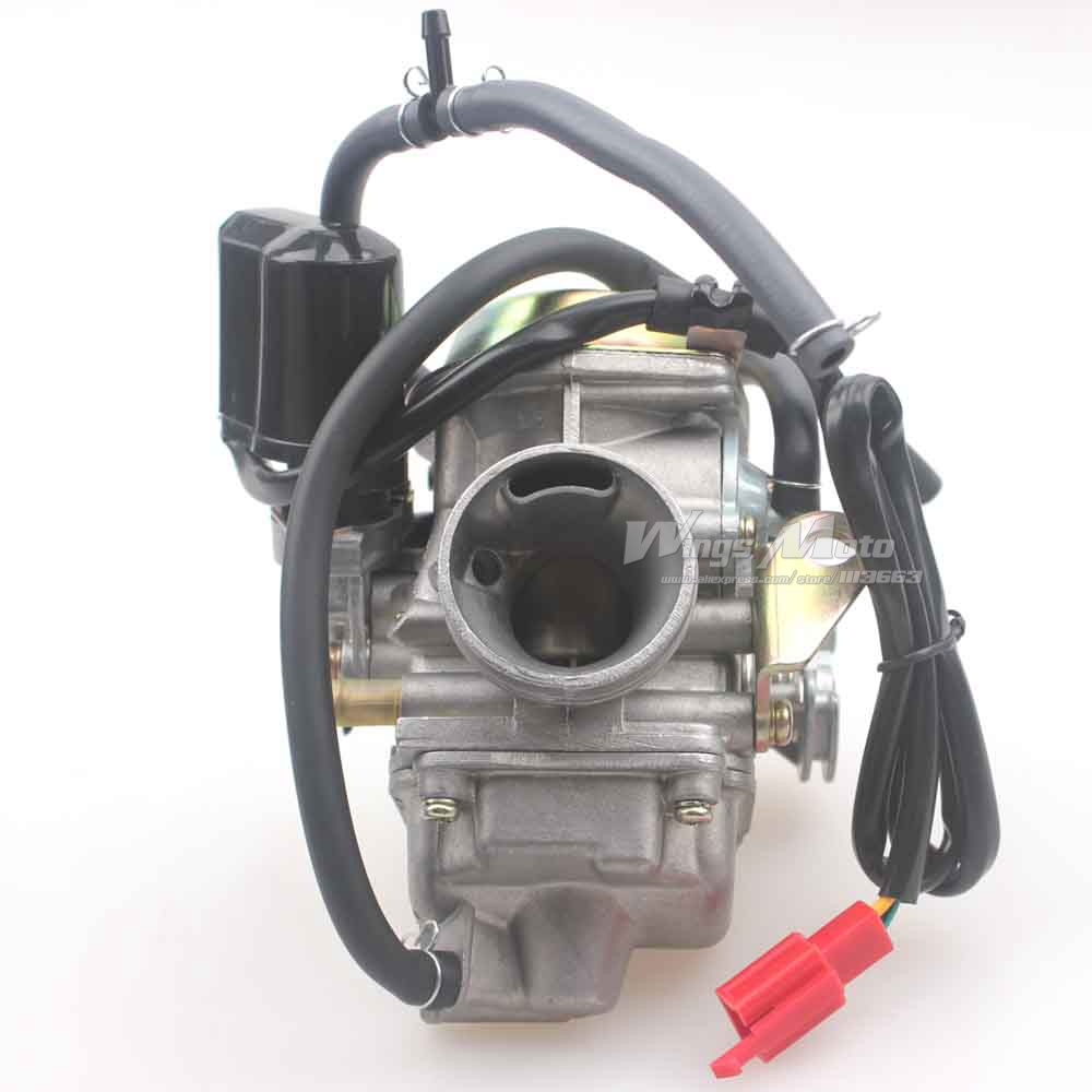 PD24 Carburetor for GY6 150CC