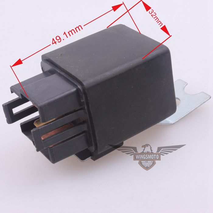 12V RELAY FOR MOTORCYCLE DIRT PIT BIKE ATV 4 PIN