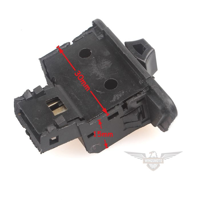 5x Motorcycle Moped Scooter Turning Light Switch Signal Lamp Switch Roketa Sunl Taotao GY6 50 150