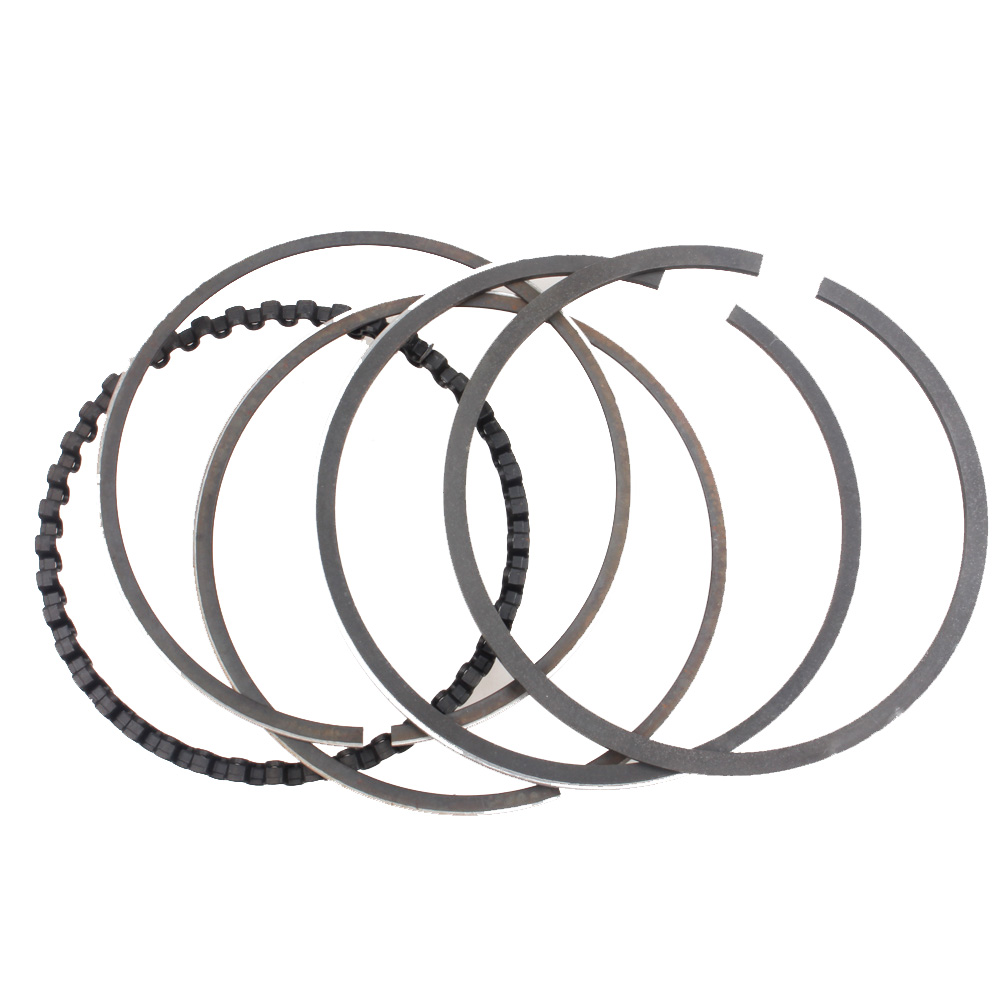 GY6 60cc Piston Rings Kit 44mm Big Bore Rings Set Moped Scooter 139QMB