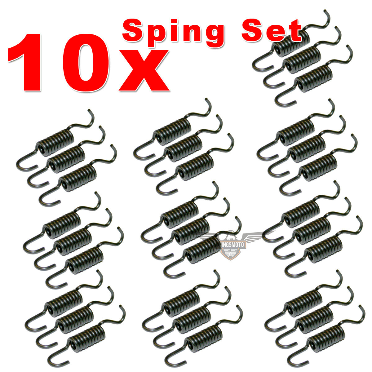 New Mini Atv Pocket Bike Parts HP Clutch Springs Set 47CC 49CC Replacement