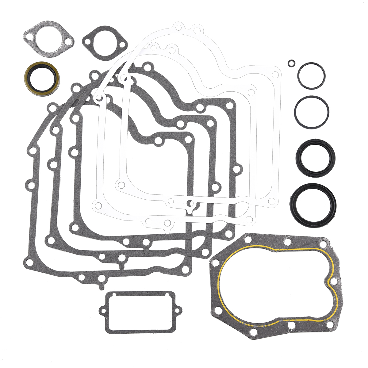 """ Replacement Gasket Set Fits Briggs And Stratton 494241 & 490525"""